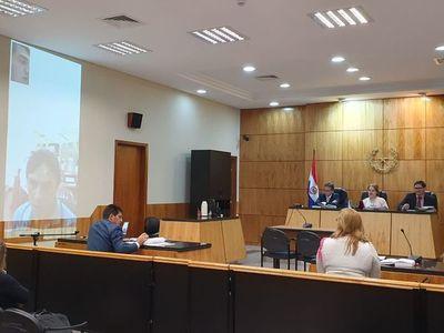 Realizan juicio oral a través de videoconferencia en Caacupé