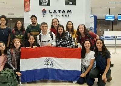 Debido a las protestas, estudiantes varados en Chile