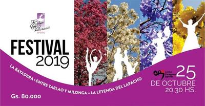 Conservatorio del Arte presentas su Festival 2019