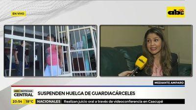 Gobierno ohupyty amparo ojokóvo huelga penitenciaría-pe