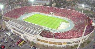 Final de Copa se jugará sí o sí en huevolandia