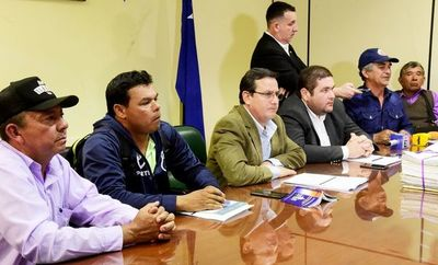 Liberales ratifican defensa a  expropiación en Tacuatí
