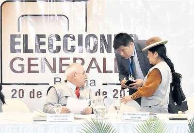 La OEA observa con preocupación las elecciones en Bolivia