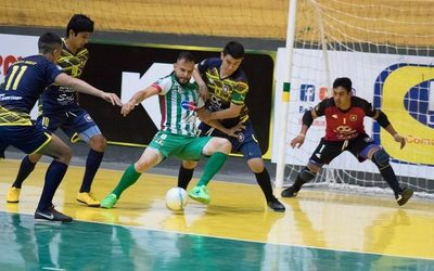 Sport Juventud, Santa Rosa y Nueva Italia ganan en el debut