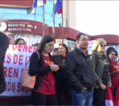 Huelga por 30 días en el Registro Civil