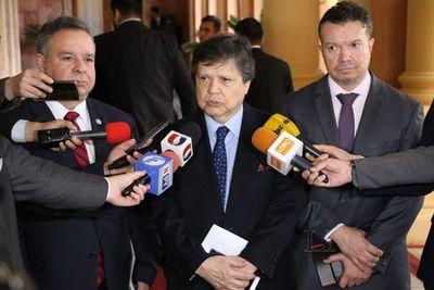 Para el ministro del interior los responsables del atentado serían del ACA