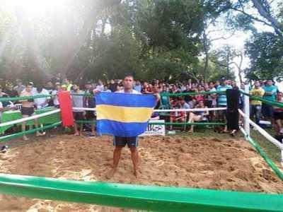 Vuelve el Boxeo de Playa en Luque •