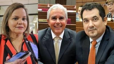 HOY / Tres senadores irán a Finlandia para hacer lobby contra Arrom, Martí y Colmán