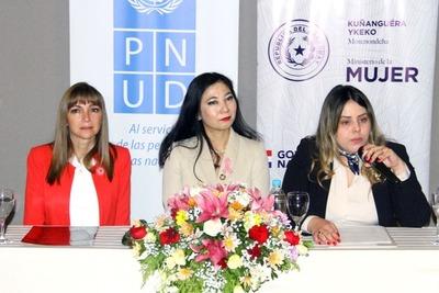 PNUD inició taller para lograr la igualdad de género en instituciones públicas