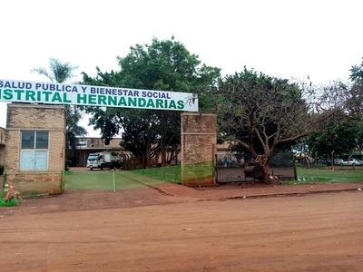 Comienzan obras en hospital distrital de Hernandarias