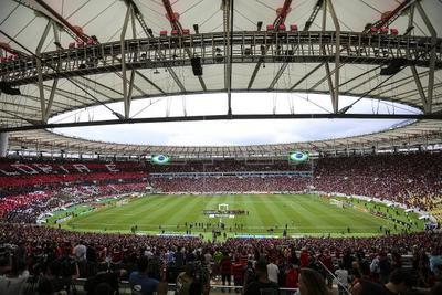 Flamengo y Gremio definen en el Maracaná uno de los finalistas de la Libertadores