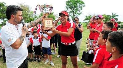 El Yacht dominó el Nacional de golf de menores