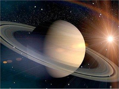 Las cuatro tormentas de Saturno que perturbaron a todo el planeta