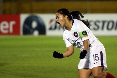 Cerro Porteño clasifica a semifinales de la Libertadores Femenina