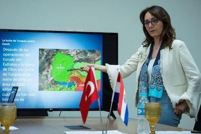 """Aclaración turca: """"No son kurdos, son terroristas"""""""