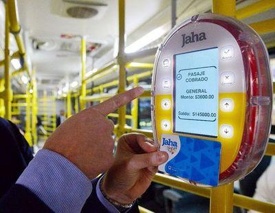 Billetaje electrónico: buses llevarán calcomanías distintivas, asegura viceministro
