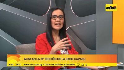Alistan la 21º edición de la Expo Capasu
