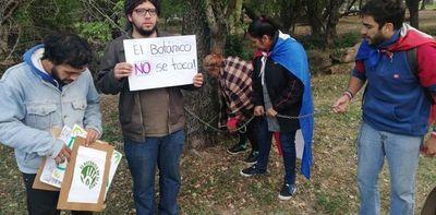 Corredor Vial Botánico: MOPC denuncia a manifestantes por desacato