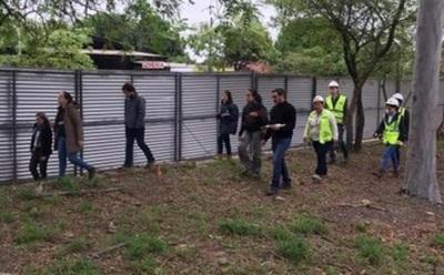 MOPC presentó denuncia por desacato a la orden judicial en caso Jardín Botánico