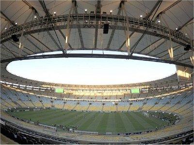 Maracaná, un coloso de finales que también busca historia en la Libertadores