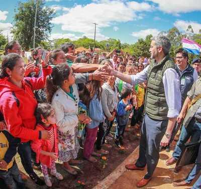 Gobierno apunta a diversificar y fortalecer a la agricultura familiar campesina, resaltó presidente