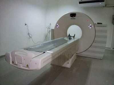 Salud; Hospital Regional ya cuenta nuevamente con un tomógrafo