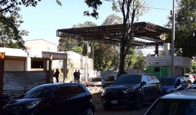 Vecinos se oponen a construcción de estación de servicio en Franco