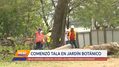 MOPC presentó denuncia por desacato en el caso del Corredor Botánico