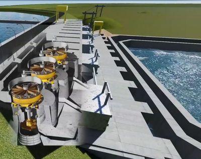 Yacyretá: acuerdo con Voith Hydro para iniciar obras del brazo Aña Cuá