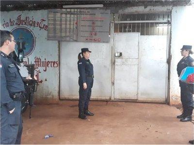 Denuncian supuesta tortura de reclusa en cárcel de Ciudad del Este