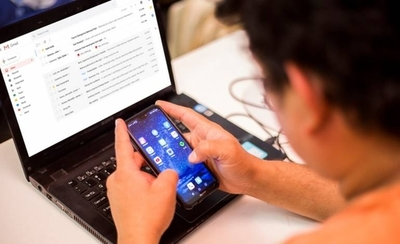 HOY / Eligen a sus víctimas, hackean  sus computadoras e inician el  apriete: la nueva extorsión