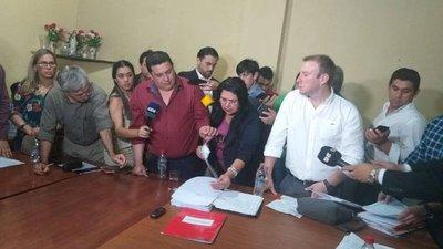 Desde comedor de comisaría, piden intervención de municipio