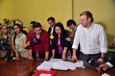 Aprueban pedido de intervención de Municipalidad de Lambaré