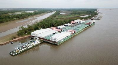 Las 30 torres eólicas ya están en Paraguay