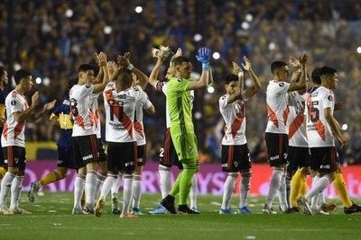 Boca ganó, pero River Plate es finalista de la Copa Libertadores