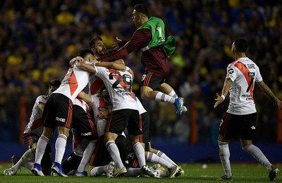 River Plate defenderá el título de la Libertadores