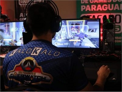 Guarani Lions, equipo paraguayo de eSport en el mundial de Overwatch
