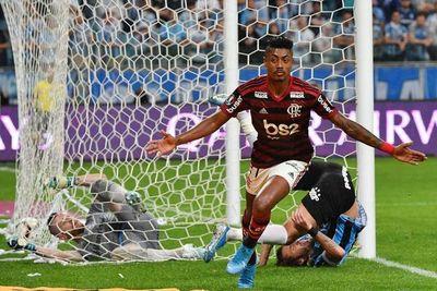 Flamengo o Gremio, el segundo finalista