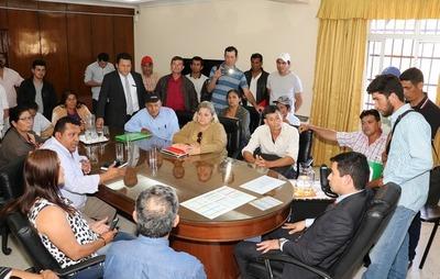 Indert estableció mesa de trabajo con organizaciones campesinas