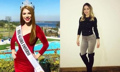 Miss golpeada por su pareja se negó a hacer la denuncia según Dahiana Bresanovich