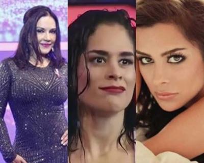 Zuni Castiñeira y Larissa contra Fabi Martínez