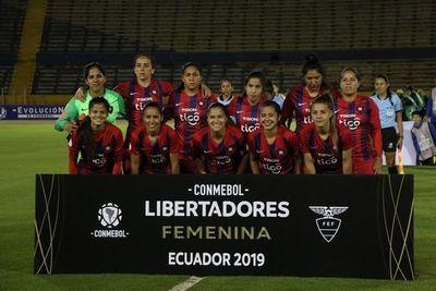 El Ciclón está a un paso de la final femenina de la Libertadores