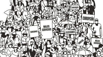 Riesgo político revive en América del Sur