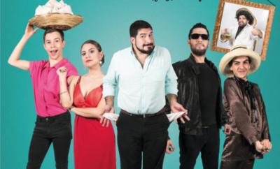 """HOY / """"Los dilemas de Roberto"""" este fin de semana en la Alianza Francesa"""