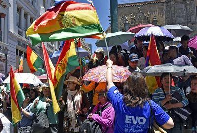 CIDH llama a Bolivia a garantizar seguridad ante violencia en proceso electoral