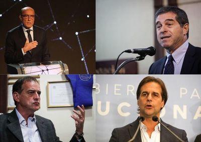 Uruguay: once candidatos, dos favoritos y un posible giro