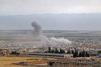Fuerzas rusas empiezan a patrullar en la frontera sirio-turca