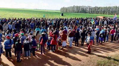 Hay disputa por 20.000 ha de tierras en Repatriación