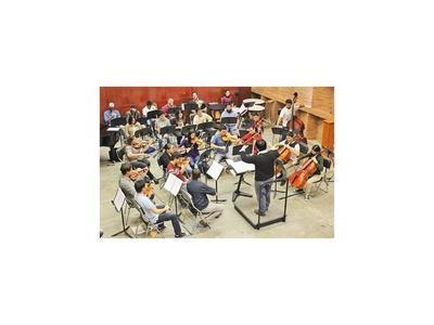 Piazzolla, Larsson, Bértola y Suk suenan  en recital gratuito