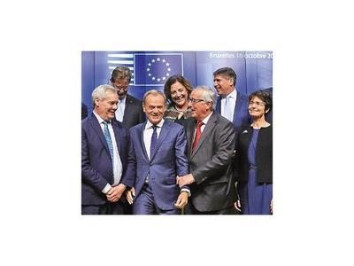 La UE respalda la prórroga del brexit